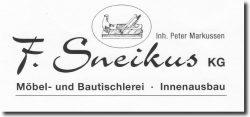 F.Sneikus - Logo