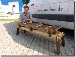 Tischlerei Sneikus - Sylt